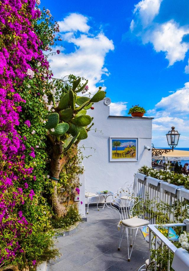 Maak van je balkon een groene oase